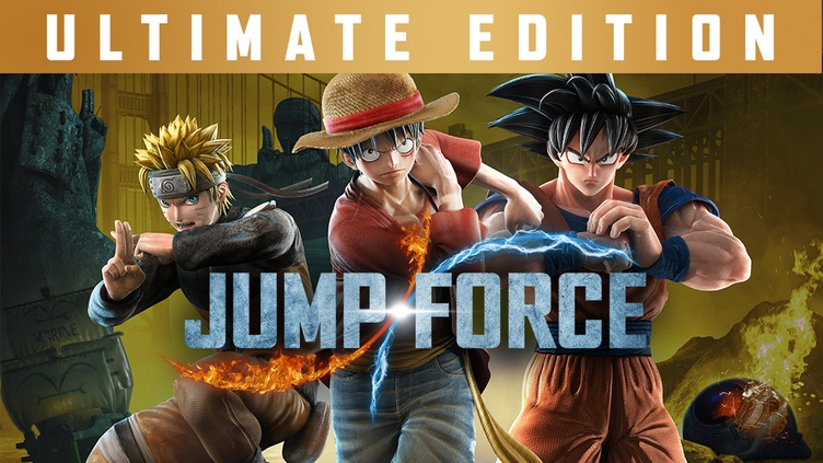 JUMP FORCE - Ultimate Edition фото