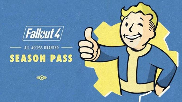 Fallout 4 Season Pass DLC (RU)