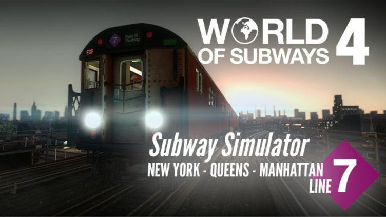 World of Subways 4 – New York Line 7 фото
