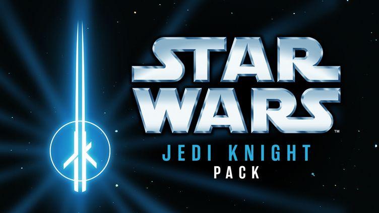 STAR WARS Jedi Knight Pack