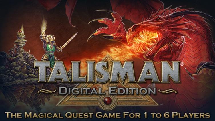 Talisman: Digital Edition фото