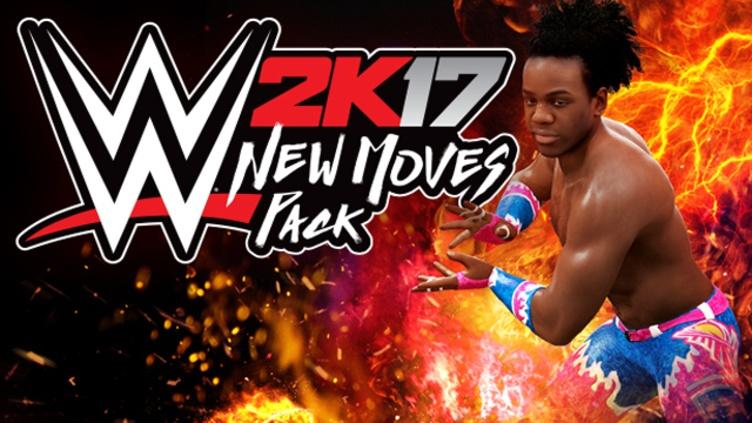 WWE 2K17 - New Moves Pack DLC