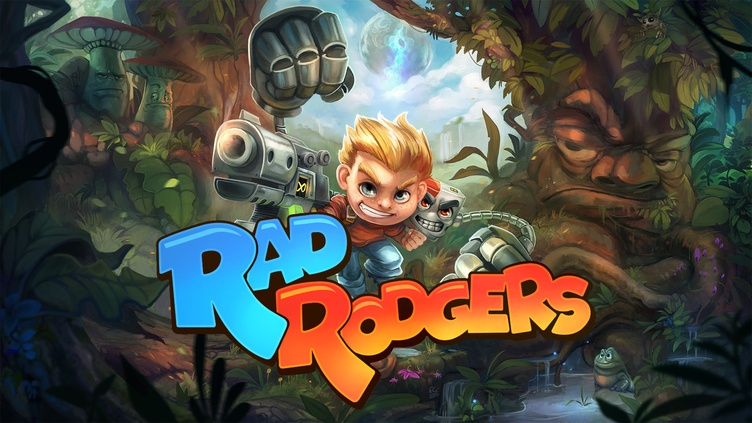 3D Realms Apogee Software, HandyGames / Rad Rodgers Radical Edition