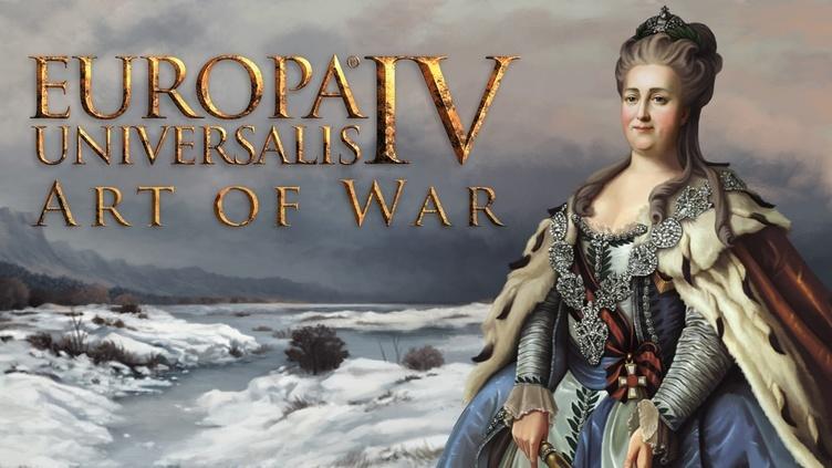 Europa Universalis IV: Art of War DLC