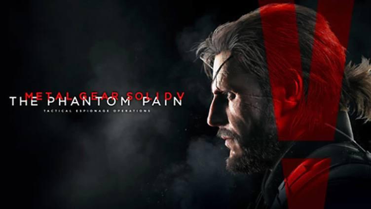 METAL GEAR SOLID V: THE PHANTOM PAIN Konami Digital Entertainment