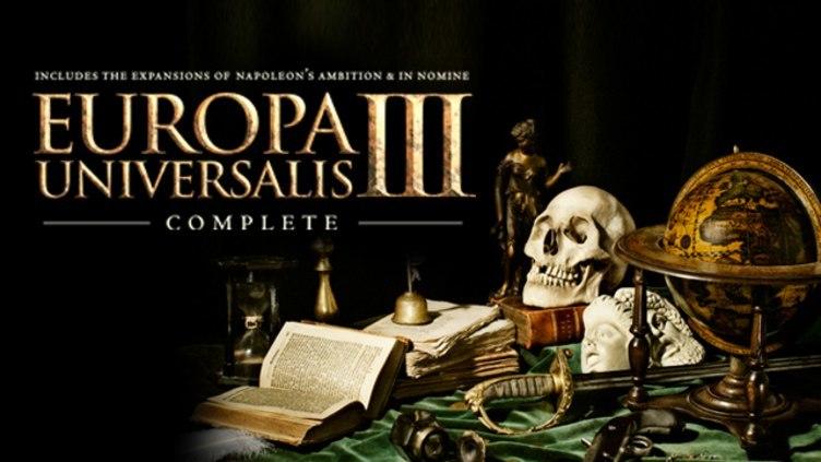Europa Universalis III Complete фото