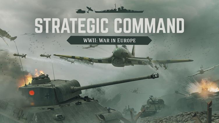 Strategic Command WWII: War in Europe фото