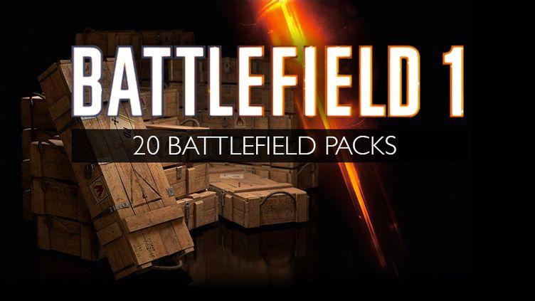 EA / Battlefield™ 1 Battlepacks x 20