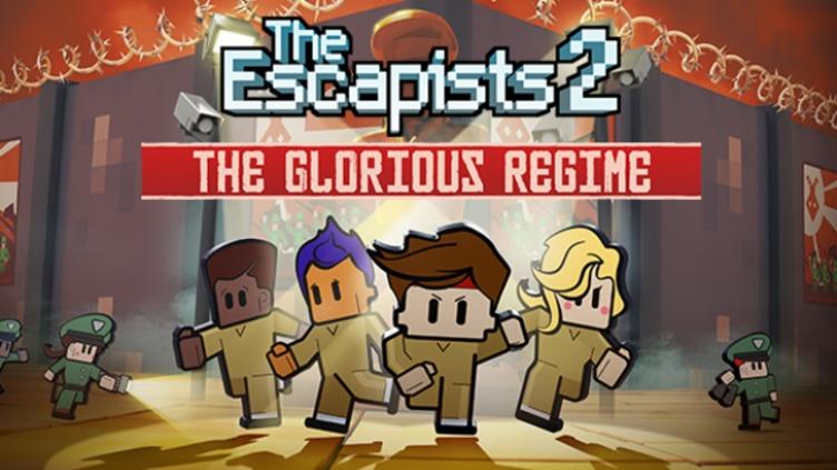 The Escapists 2 - Glorious Regime Prison DLC фото