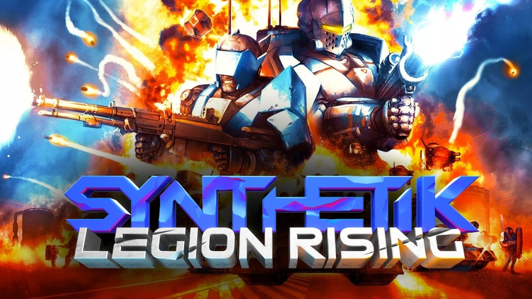 SYNTHETIK: Legion Rising фото