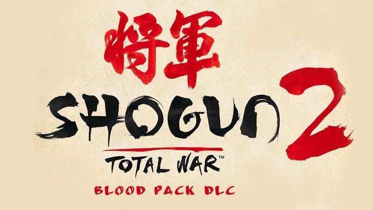 Total War: Shogun 2 - Blood Pack DLC фото
