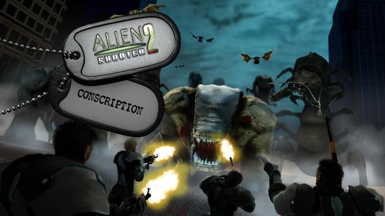 Alien Shooter 2 Conscription фото