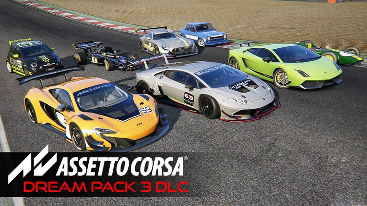 Assetto Corsa - Dream Pack 3 фото