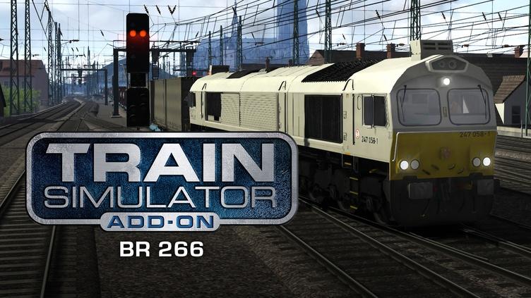 Train Simulator: BR 266 Loco Add-On фото