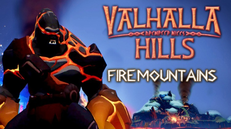 Valhalla Hills: Fire Mountains DLC фото