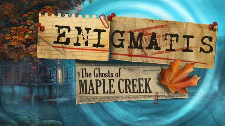 Enigmatis: The Ghosts of Maple Creek фото