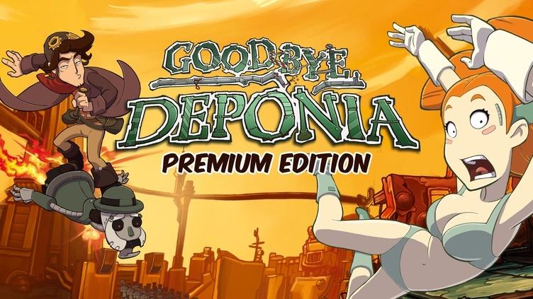 Goodbye Deponia: Premium Edition фото