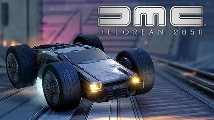 GRIP: Combat Racing - DeLorean 2650 фото