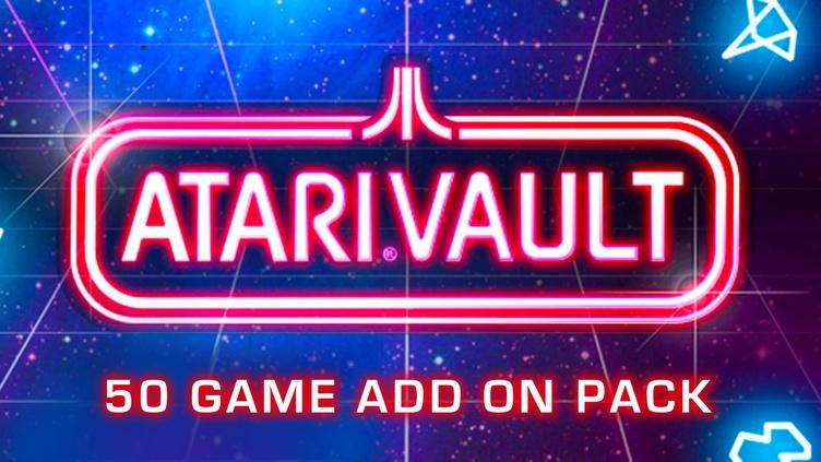 Atari Vault - 50 Game Add-On Pack