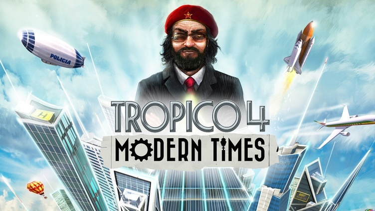 Tropico 4: Modern Times DLC фото