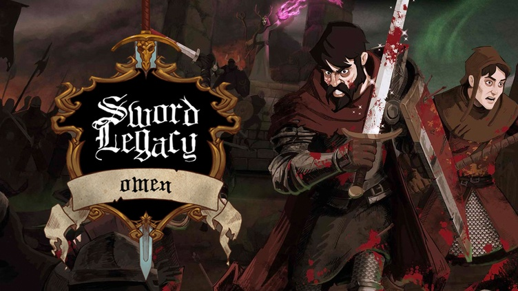 Sword Legacy Omen фото