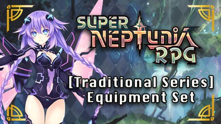 Super Neptunia RPG - [Traditional Series] Equipment Set DLC фото