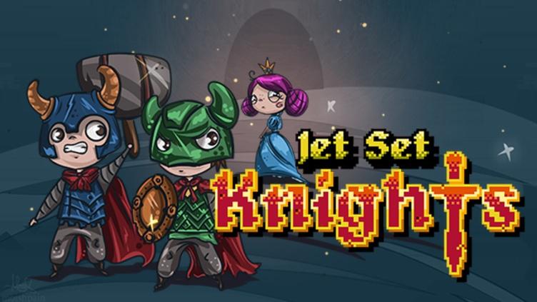 Jet Set Knights фото