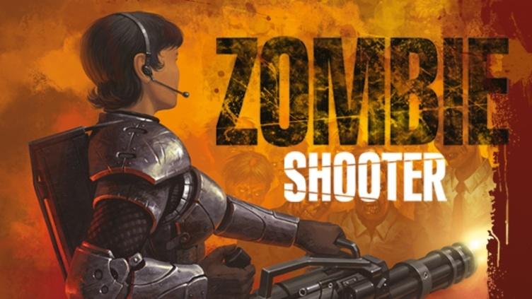 Zombie Shooter фото