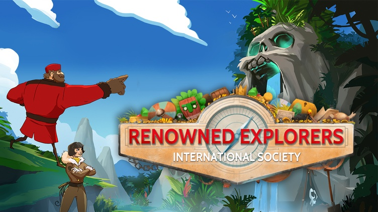 Abbey Games / Renowned Explorers: International Society