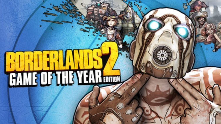 Borderlands 2 Game of the Year Edition фото