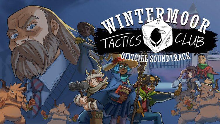 Wintermoor Tactics Club - Soundtrack