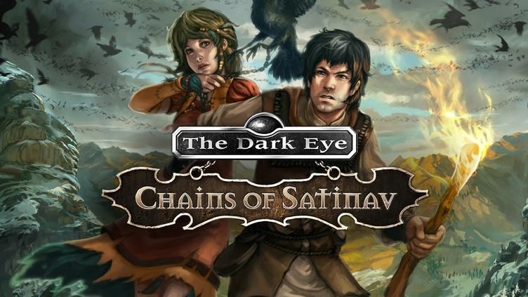 The Dark Eye: Chains of Satinav фото