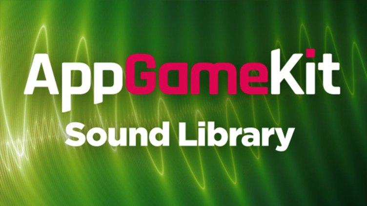 AppGameKit Sound Library фото