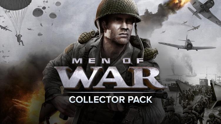 Men of War: Collector Pack фото