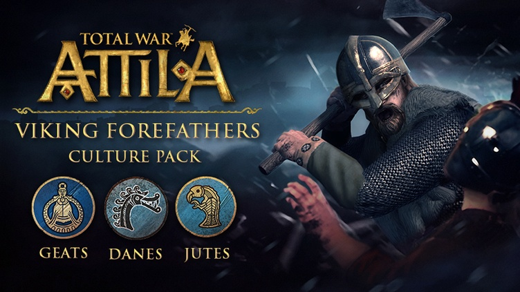Total War: ATTILA - Viking Forefathers Culture Pack DLC фото