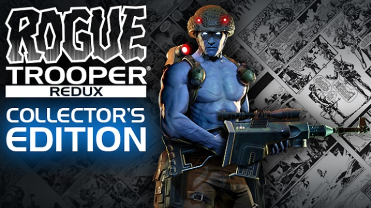 Rogue Trooper Redux - Collector's Edition