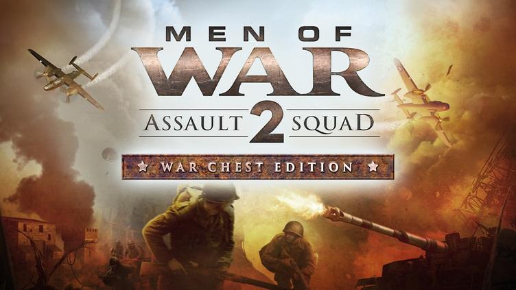 Men of War : Assault Squad 2 War Chest Edition