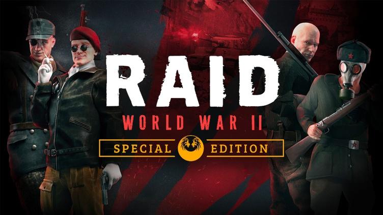 RAID: World War II - Special Edition фото