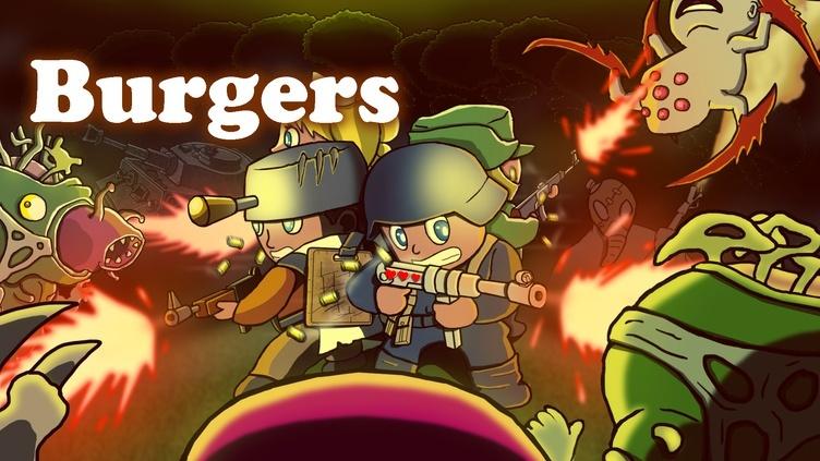 Burgers фото