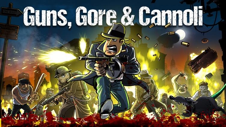 Guns, Gore & Cannoli фото