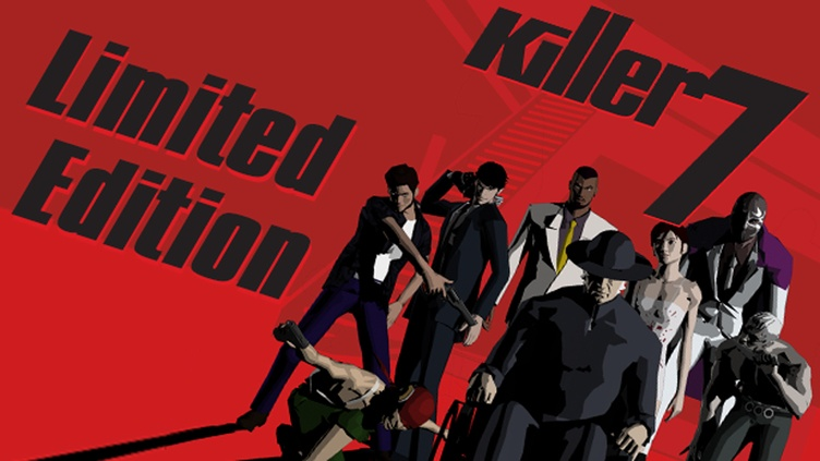 Killer7: Digital Limited Edition фото