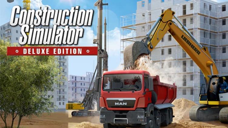 Construction Simulator - Deluxe Edition фото