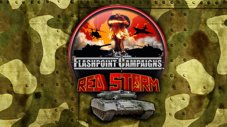 Flashpoint Campaigns: Red Storm Player's Edition фото