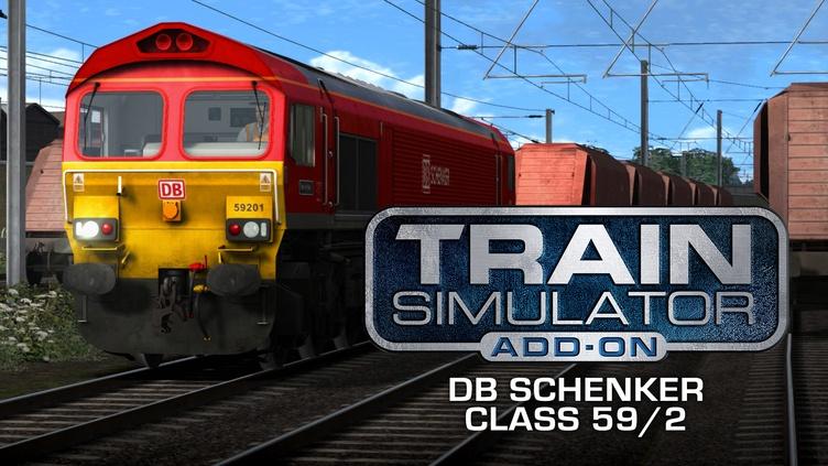 Train Simulator: DB Schenker Class 59/2 Loco Add-On фото