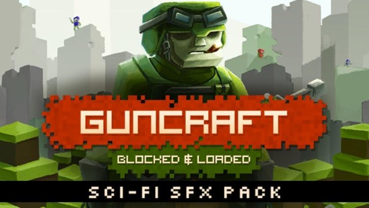 Guncraft: Sci-Fi SFX Pack DLC