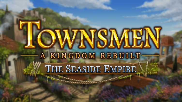 Townsmen - A Kingdom Rebuilt: The Seaside Empire фото