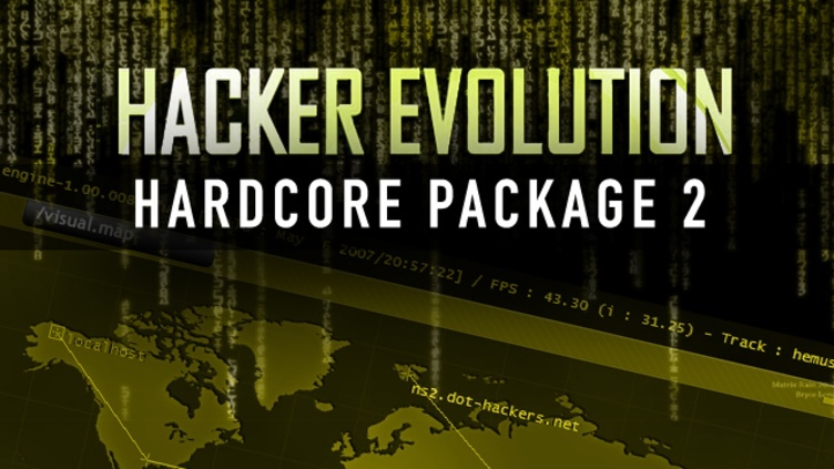 Hacker Evolution: Hardcore Package Part 2 DLC фото