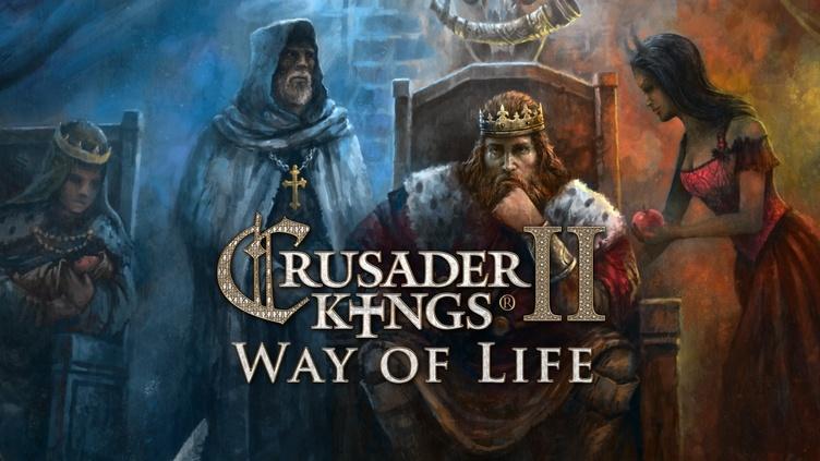 Crusader Kings II: Way of Life DLC