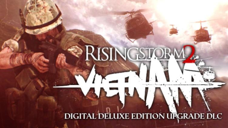 Rising Storm 2: Vietnam - Digital Deluxe Edition Upgrade DLC