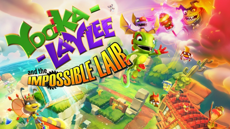 Yooka-Laylee and the Impossible Lair фото